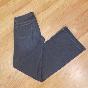 Express X2 Denim Wide Leg Jeans
